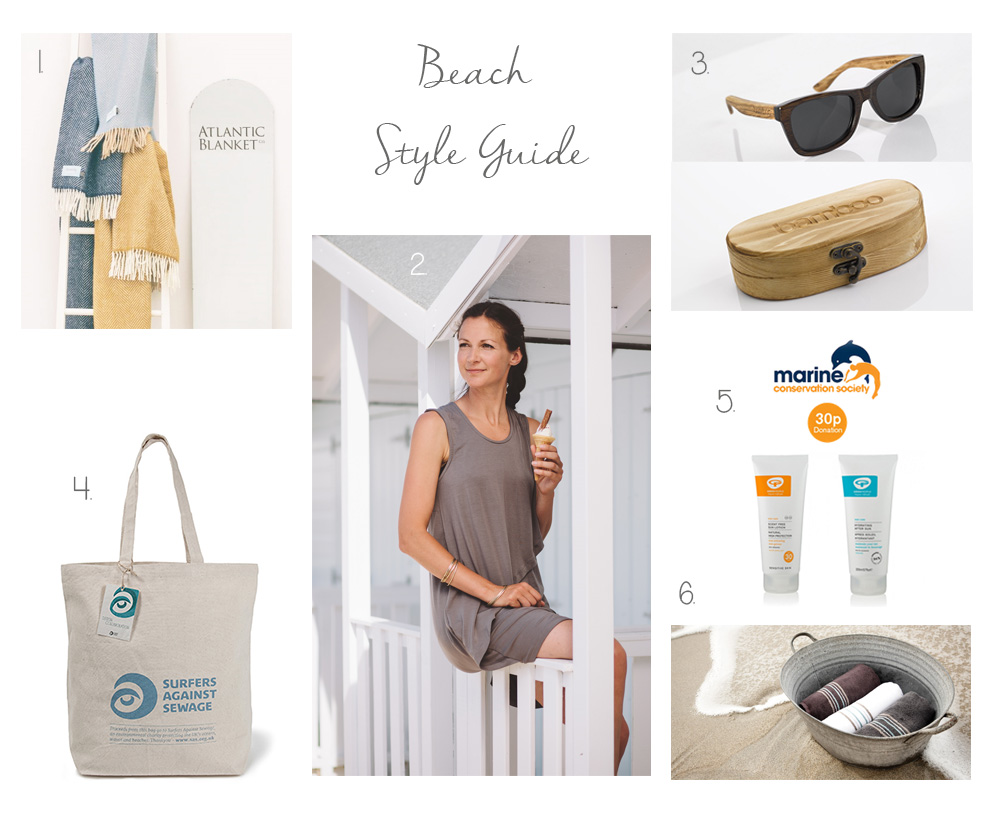 beach style guide