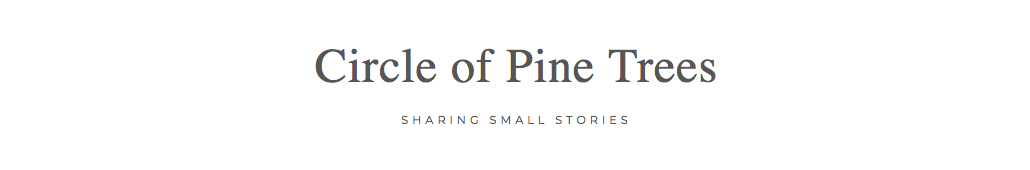 circle of pines lifestyle blog