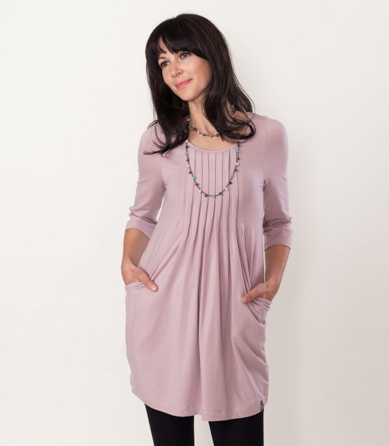 womens summer tunic