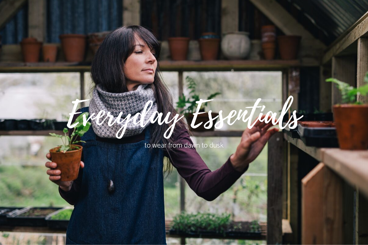 organic essentials women