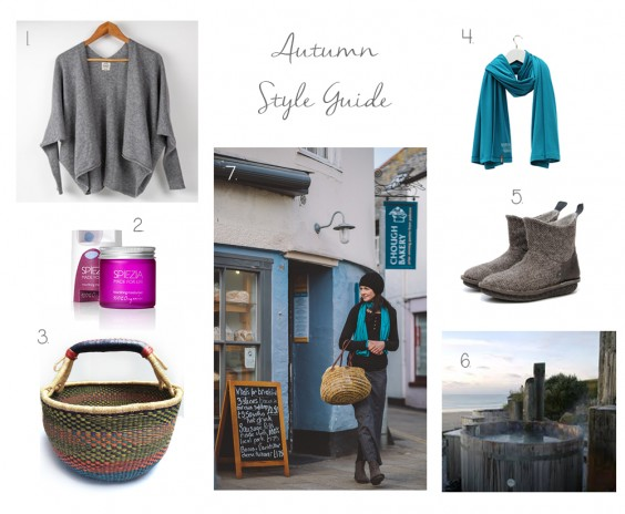 Autumn Style Guide