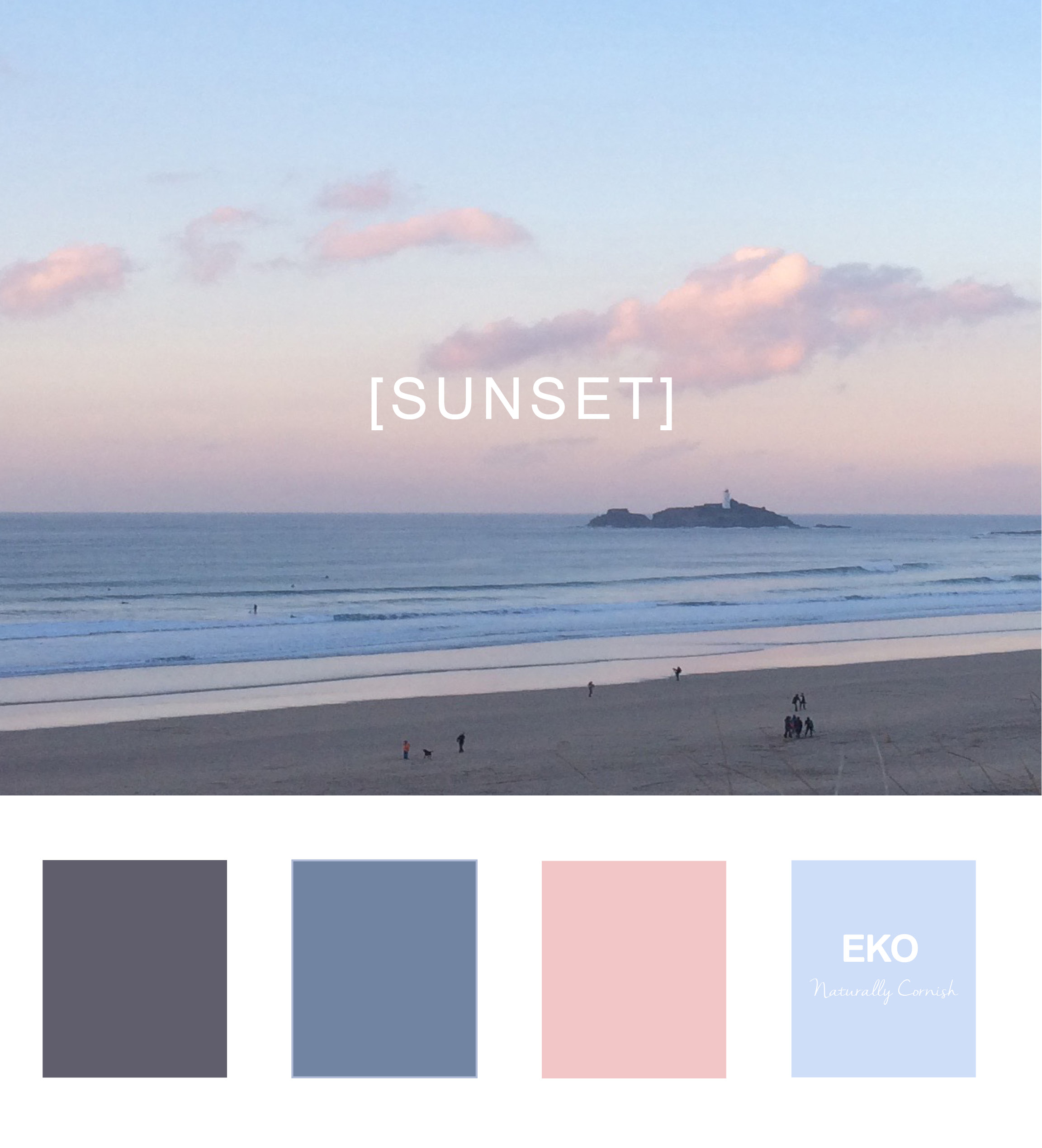 Natural Colour Inspiration from EKO and the Cornish coast