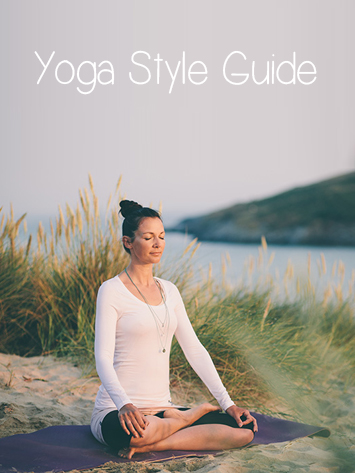 yoga style guide